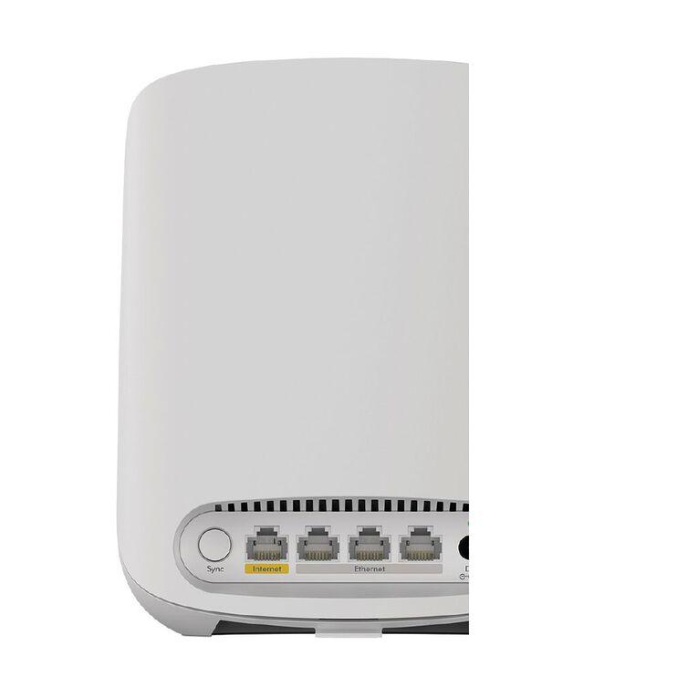 Netgear Orbi AX1800 Dual-band Mesh WiFi 6 System- 2 pack, , hi-res