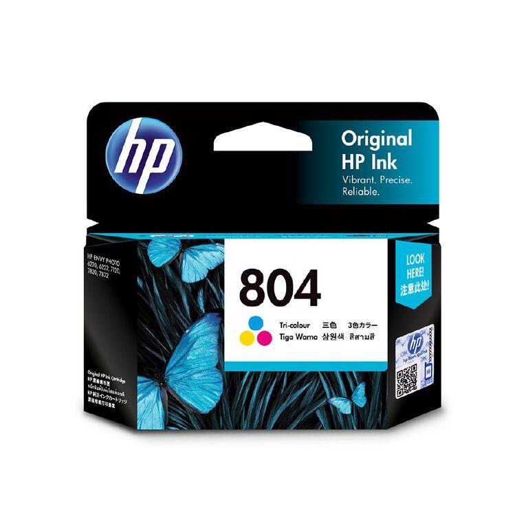 HP 804 Ink Tri-Colour, , hi-res