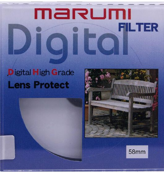 Marumi MAUV58DHG 58mm UV Protector/Filter