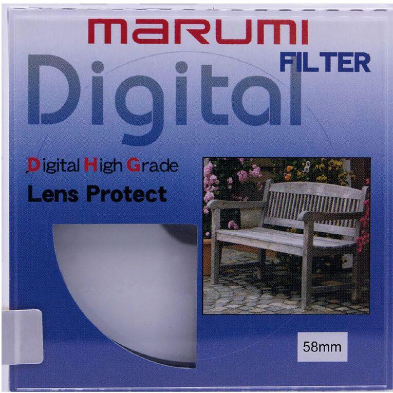 Marumi MAUV58DHG 58mm UV Protector/Filter, , hi-res