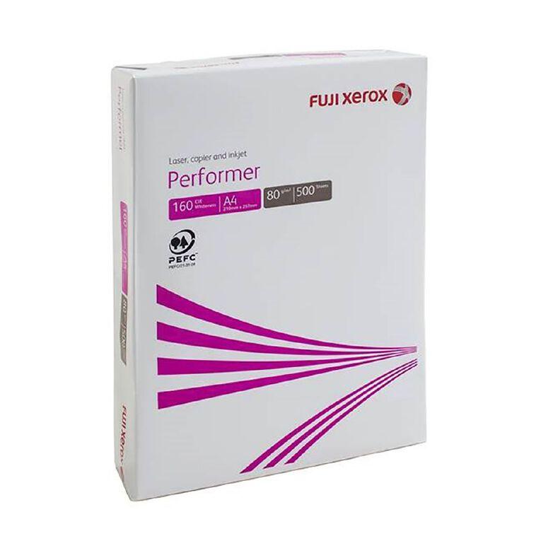 Fuji Xerox Performer 80gsm Copy Paper - A4, , hi-res