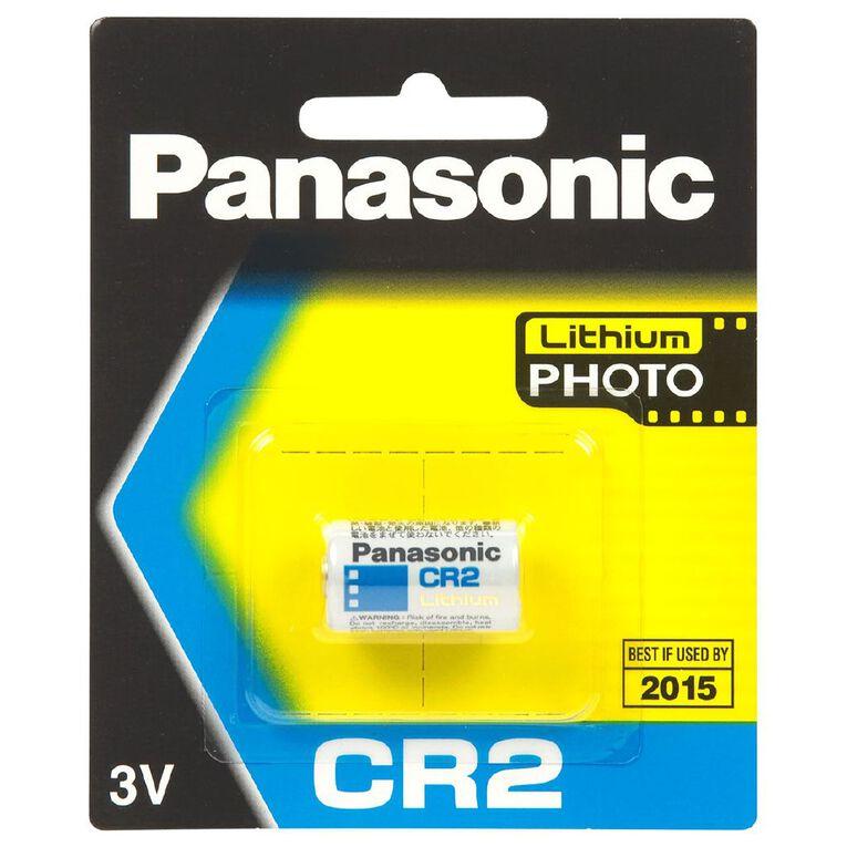 Panasonic Camera Battery, , hi-res