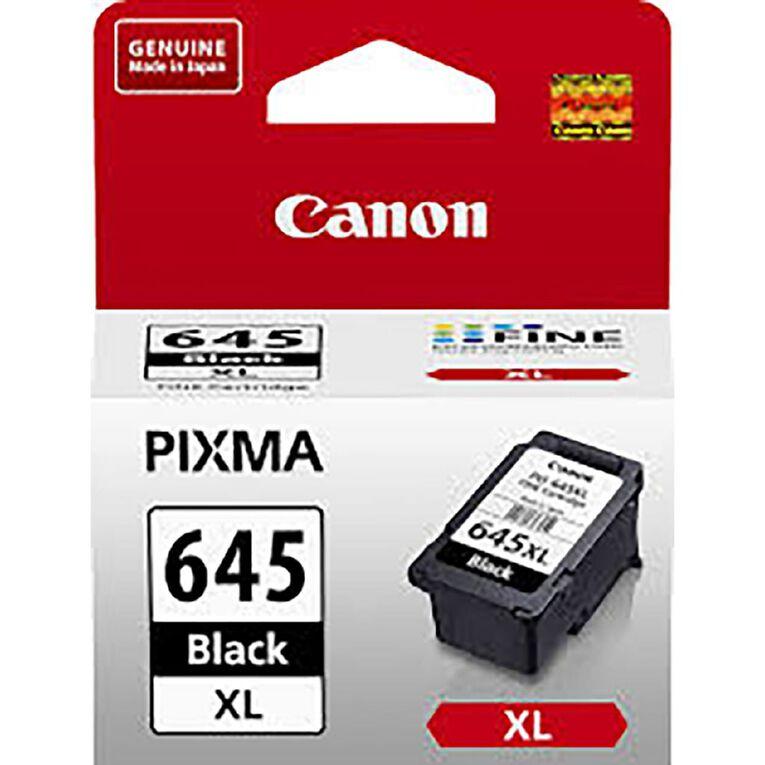 Canon PG645XL Ink -  Black, , hi-res