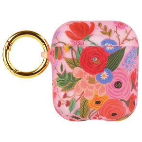 Rifle Paper Co. Airpods Case For Gen 1 & 2 - Garden Party Blush
