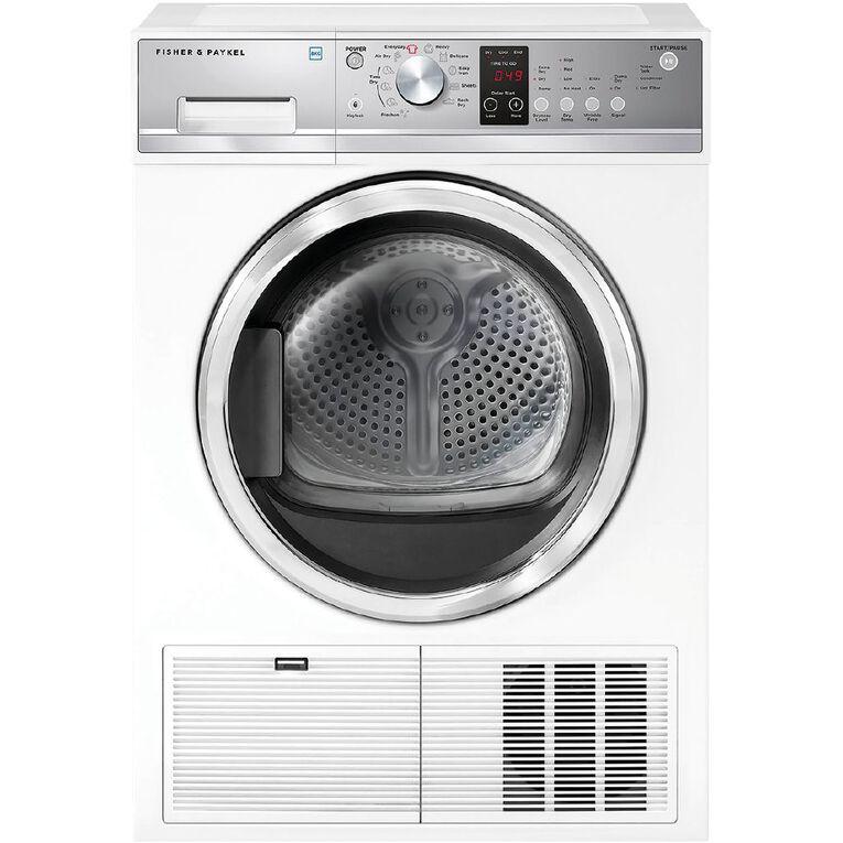 Fisher & Paykel 8kg Heat Pump Dryer, , hi-res