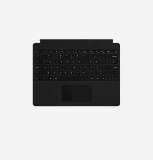 Microsoft Surface Pro X Keyboard Black