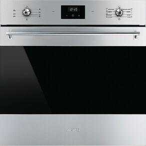 SMEG 60cm Multifunction Pyrolytic Wall Oven