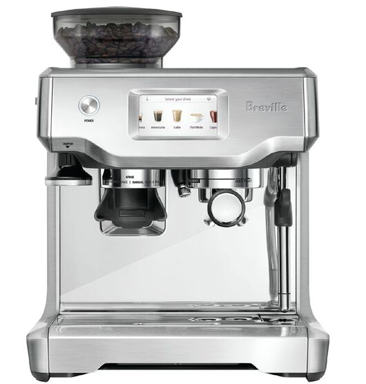 Breville The Barista Express Touch Coffee Machine