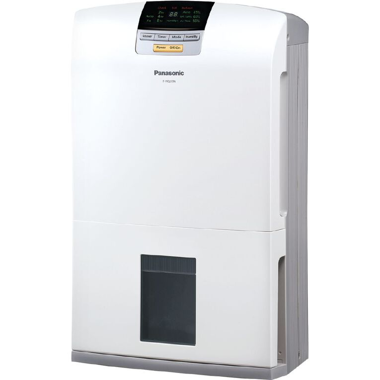 Panasonic 17 Litre Dehumidifier, , hi-res