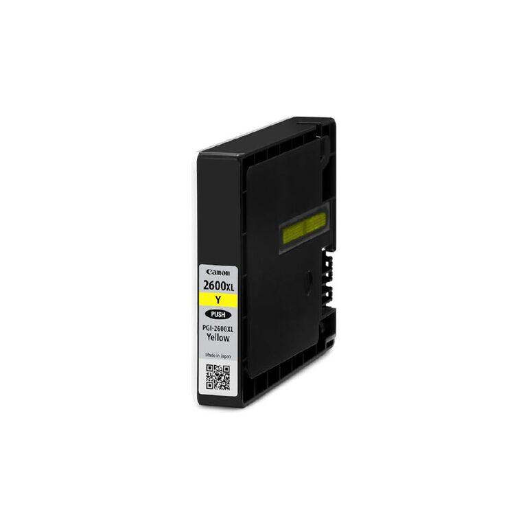 Canon PGI2600XL Ink - Yellow, , hi-res