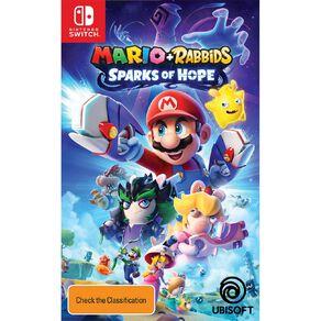 Nintendo Mario + Rabbids: Sparks of Hope
