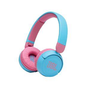 JBL JR310 Kids Bluetooth Headphones - Blue & Pink