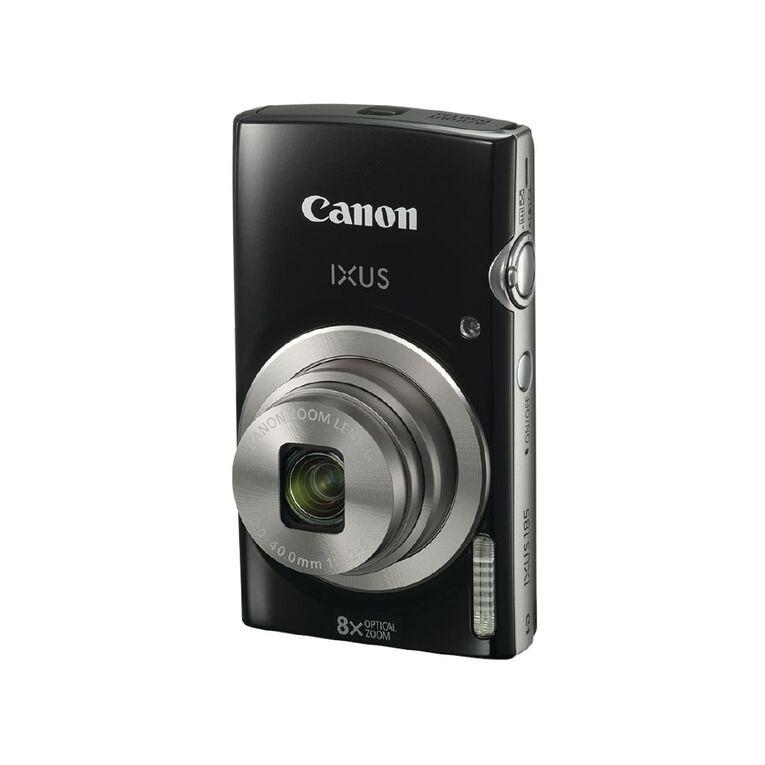 Canon IXUS 185 Camera - Black, , hi-res