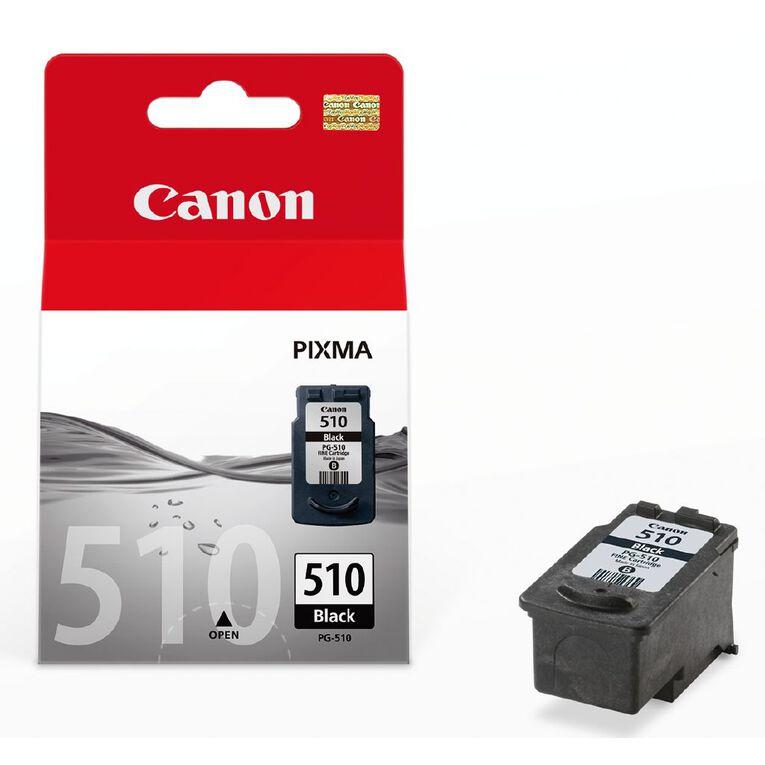 Canon PG510 Ink - Black, , hi-res