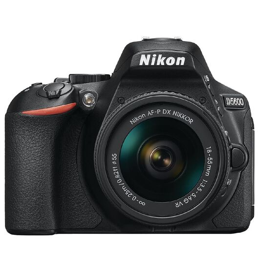 Nikon D5600 + 18-55mm Single Lens Kit