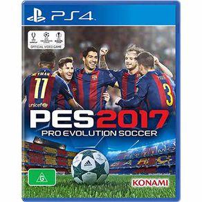 KONAMI Pro Evolution Soccer 2017 XBOXOne
