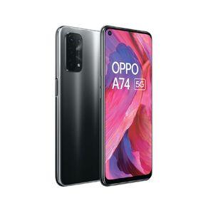 OPPO A74 5G - Fluid Black