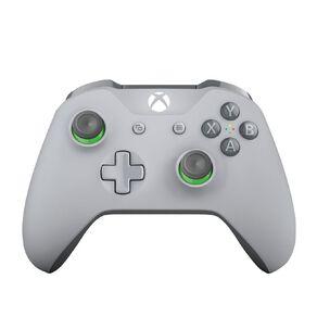 Xbox One Wireless Controller - Grey/Green