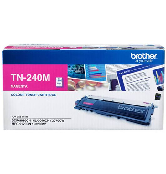 Brother Magenta Toner for Brother Laser series