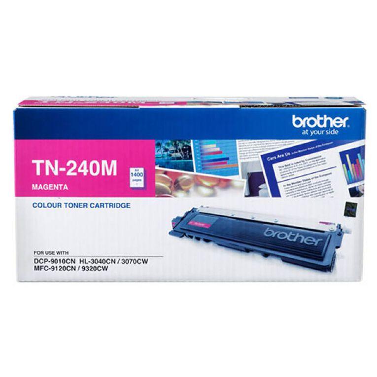 Brother TN240M Toner - Magenta, , hi-res