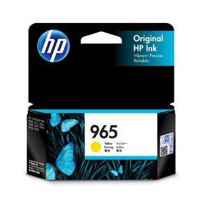HP 965 Original Ink - Yellow
