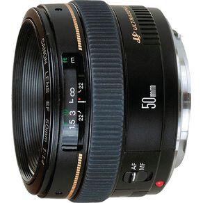 Canon EF 50mm F1.4 USM Portrait Lens