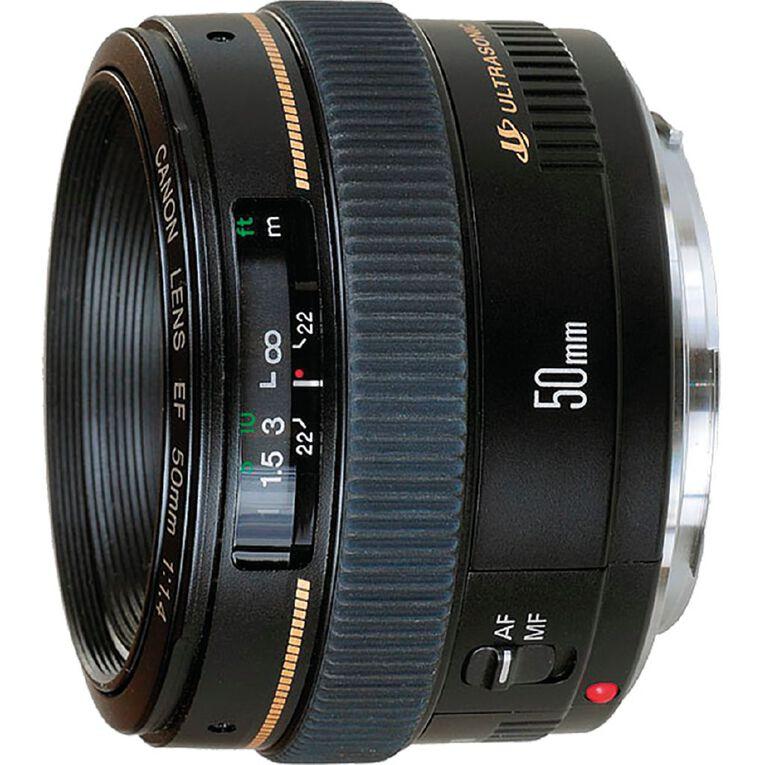 Canon EF 50mm F1.4 USM Portrait Lens, , hi-res