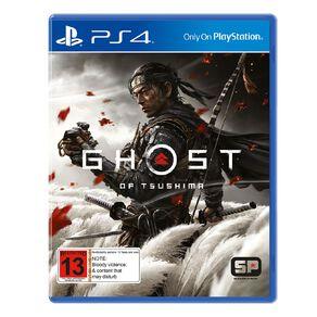 PlayStation 4 Ghost of Tsushima