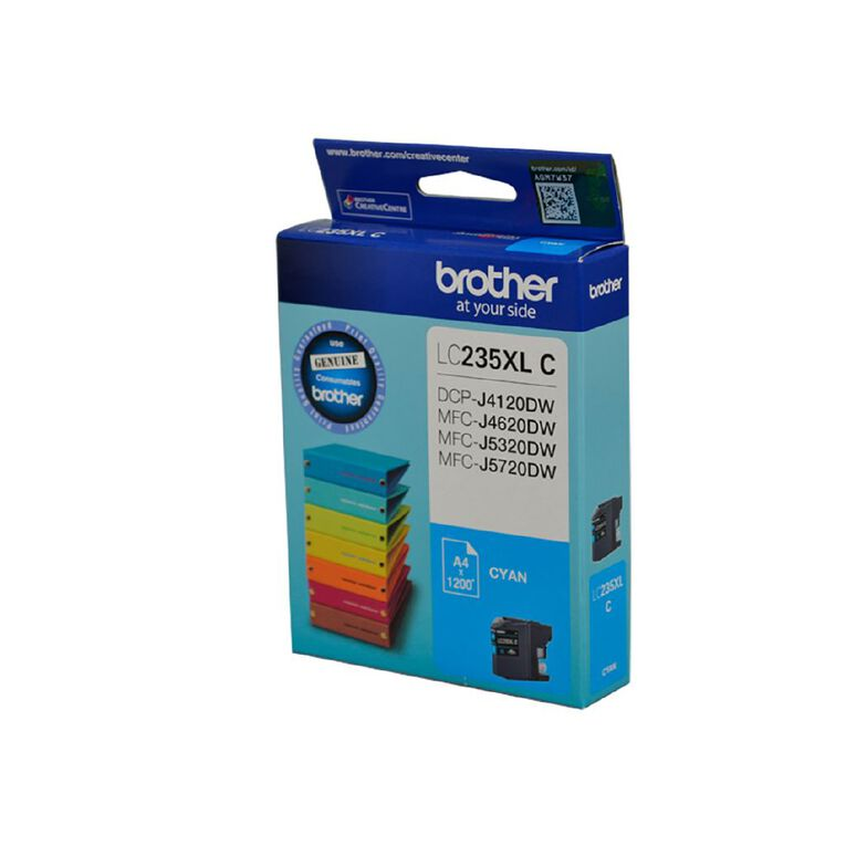 Brother LC237XL Ink - Cyan, , hi-res