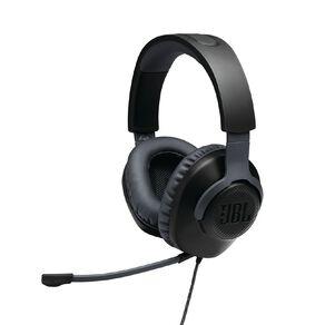 JBL Quantum 100 Gaming Headset - Black