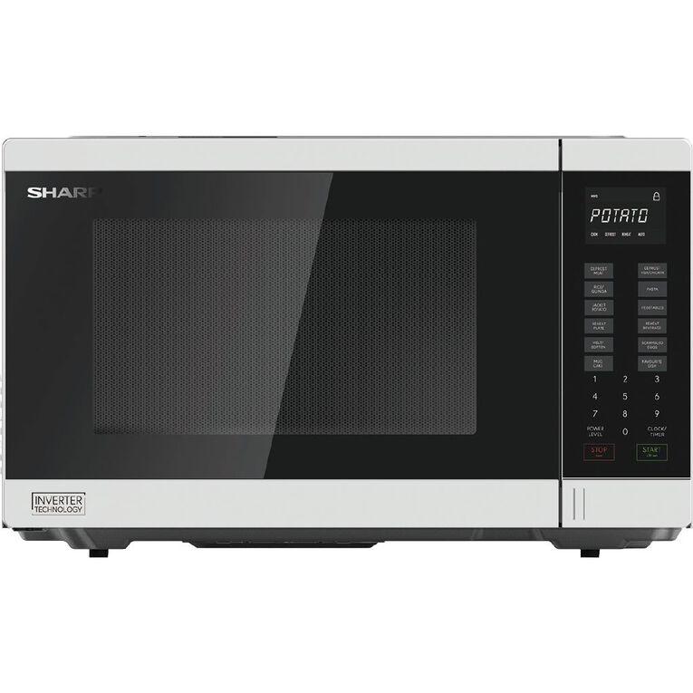Sharp 34 Litre Inverter Microwave, , hi-res