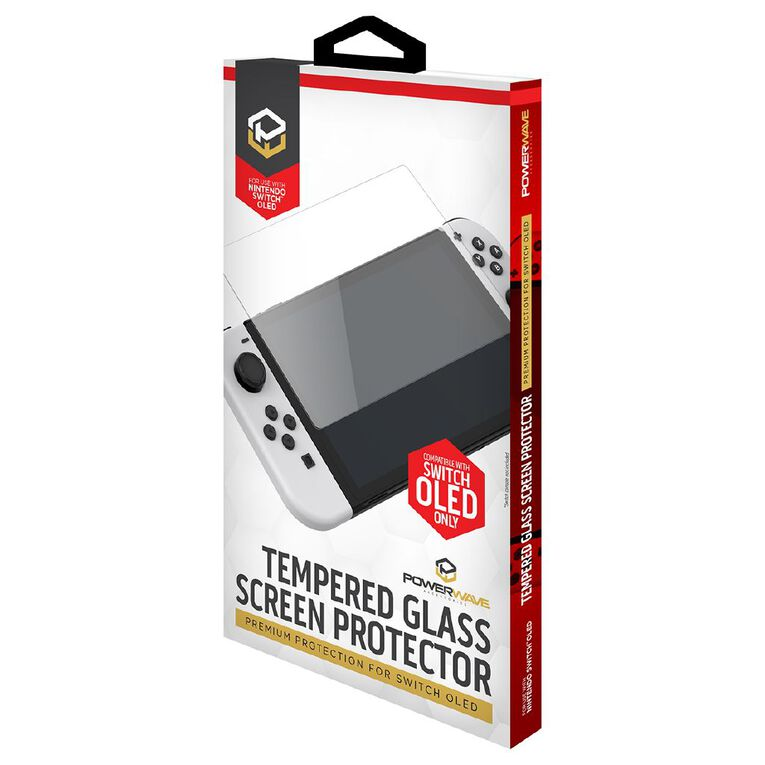 Powerwave Switch OLED Glass Screen Protector, , hi-res