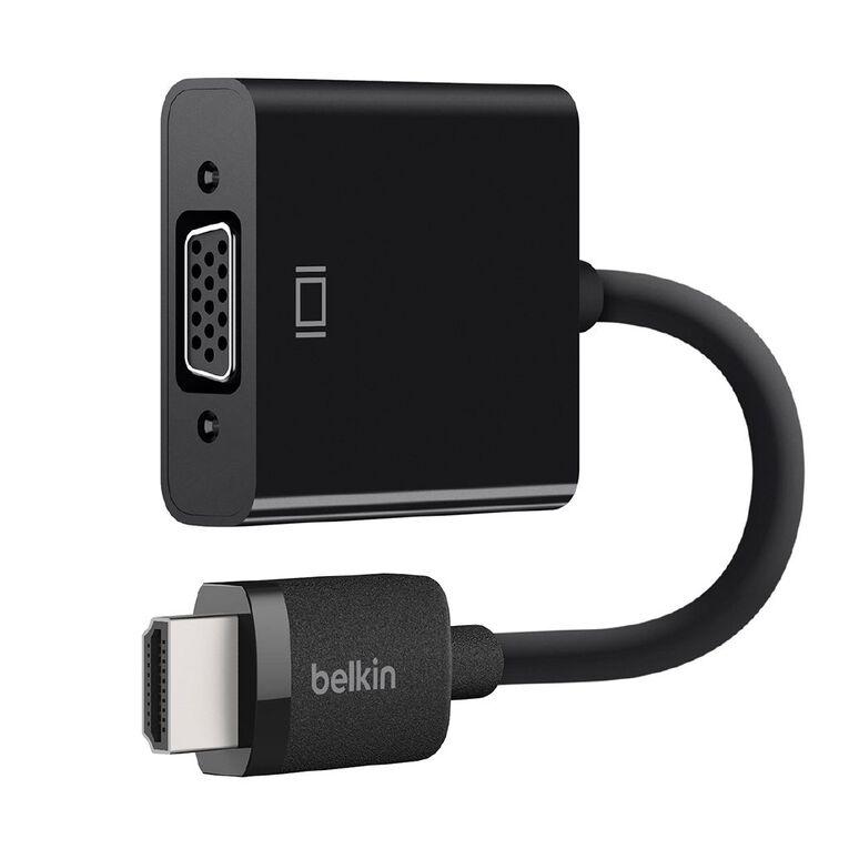 Belkin HDMI to VGA Adaptor, , hi-res