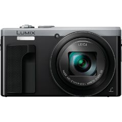 Panasonic Lumix TZ80 4K Camera - Silver