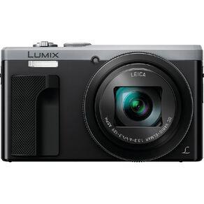 Panasonic Lumix TZ80 Camera - Silver