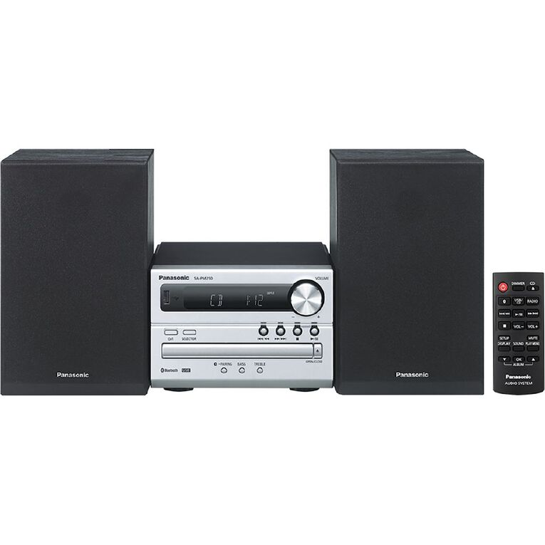 Panasonic PM250 Compact Micro System, , hi-res