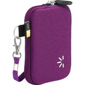 Case Logic Neoprene Compact Camera Case -  Purple