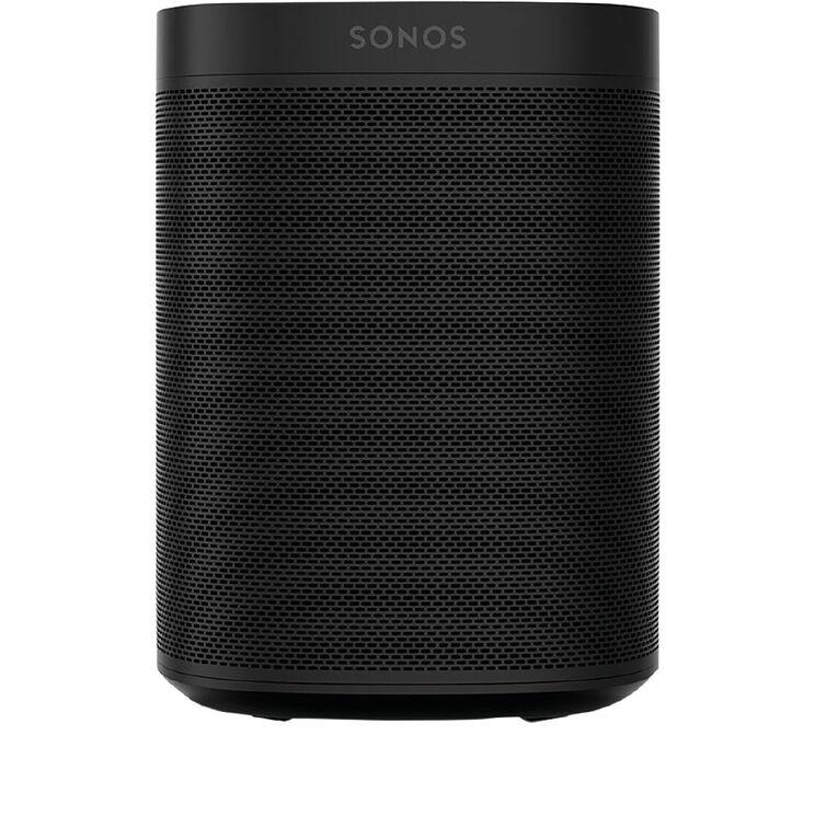 Sonos One Smart Speaker - Black, , hi-res