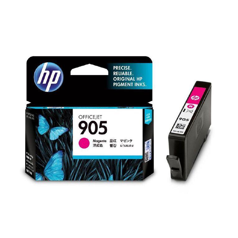 HP 905 Ink - Magenta, , hi-res