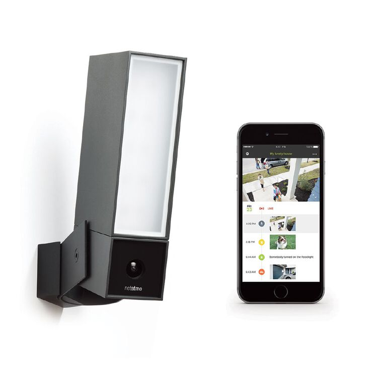 Netatmo Presence Security Camera(with people, car and animal detection), , hi-res