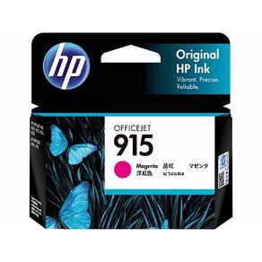 HP 915 Origiinal Ink Cartridge - Magenta