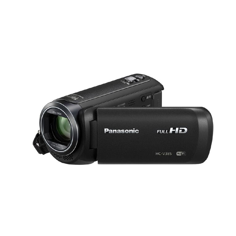 Panasonic HC-V385GN-K Camcorder, , hi-res