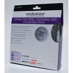 Endeavour Stainless Steel Cleaner Pack