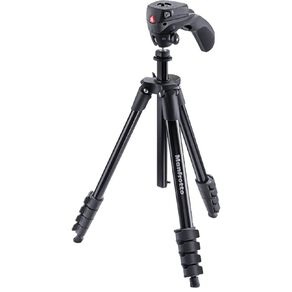 Manfrotto Compact Action Tripod ACN-BK