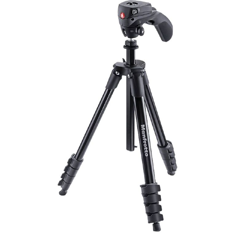 Manfrotto Compact Action Tripod ACN-BK, , hi-res