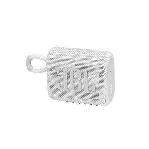 JBL GO 3 Speaker - White