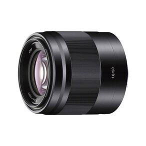Sony E 50mm F1.8 OSS Lens