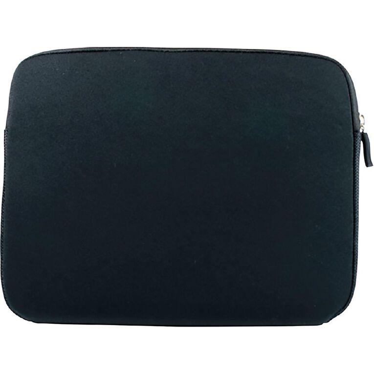 "Endeavour Universal 15"" Notebook Sleeve Black, , hi-res"
