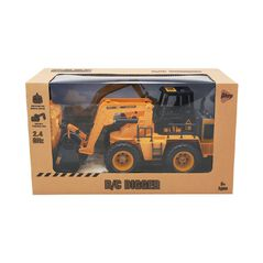 Play Remote Controlled Digger