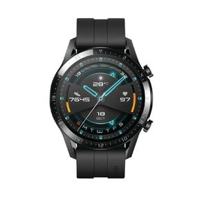 Huawei Watch GT 2 46MM Matte Black Strap